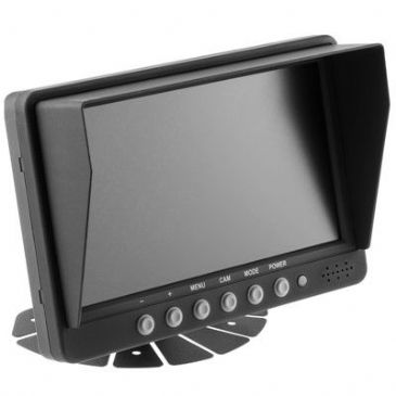 "PARKSAFE 7"" QUAD MONITOR (PS025)"